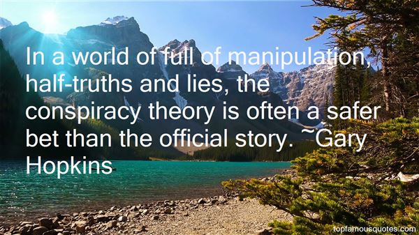 Quotes About Truths And Lies