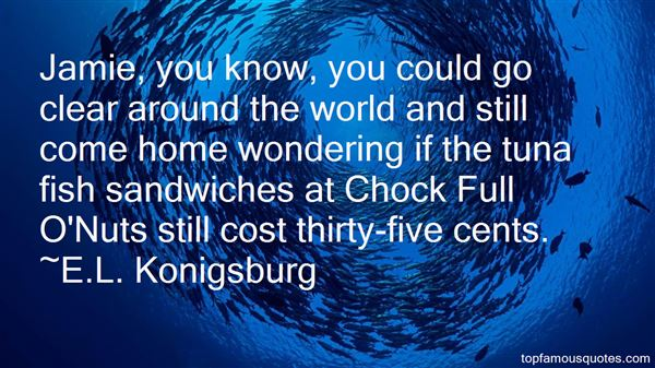 Quotes About Tuna Fish