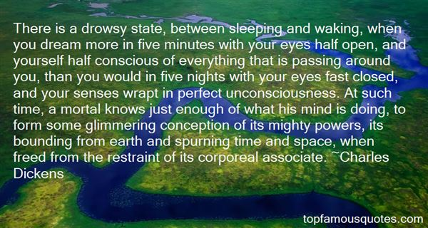Quotes About Unconsciousness
