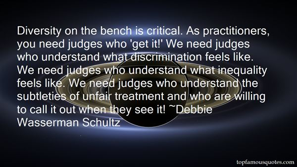 Quotes About Unfair Treatment