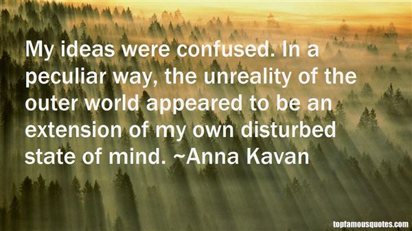 Quotes About Unreality