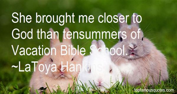 Quotes About Vacation Bible School