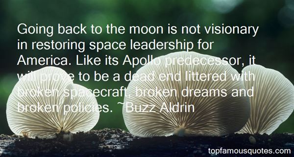 Quotes About Visionary Leadership