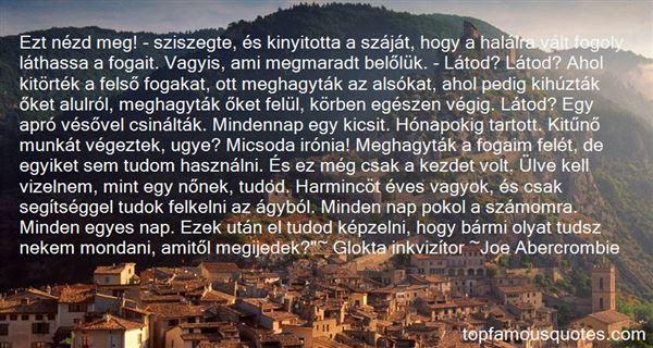 Quotes About Vizel