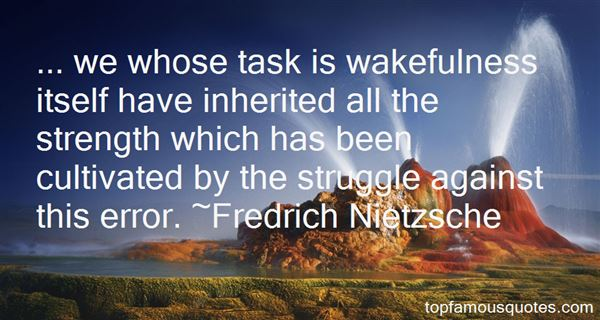 Quotes About Wakefulness