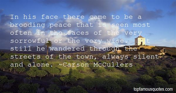Quotes About Wandered