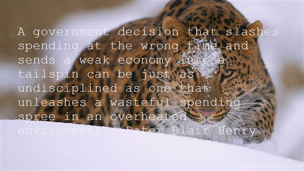 Quotes About Wasteful Spending