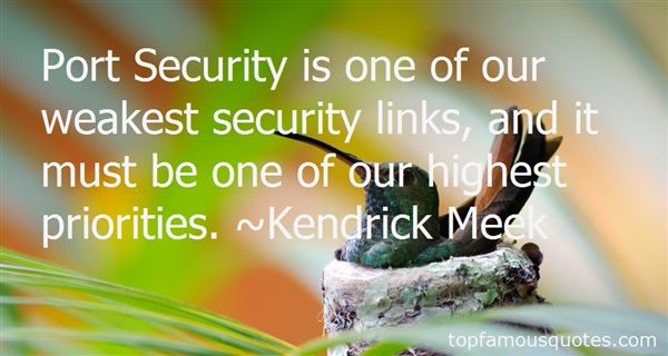 Quotes About Weak Links