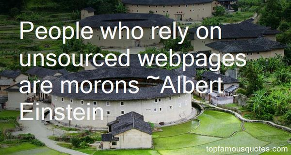 Quotes About Web Pages