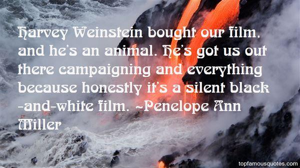 Quotes About Weinstein