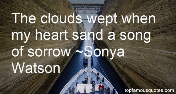 Quotes About Wept