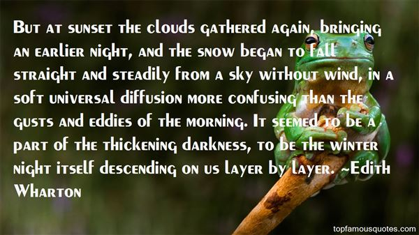 Quotes About Winter Ending