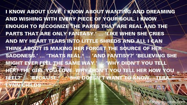 Quotes About Wishing For Love