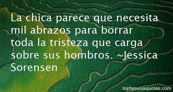 Quotes About Abrazo