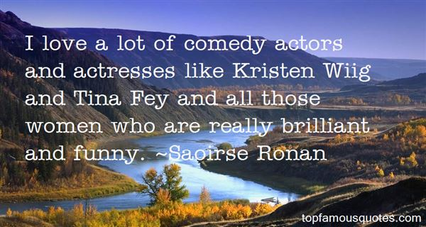 Quotes About Actors And Actresses