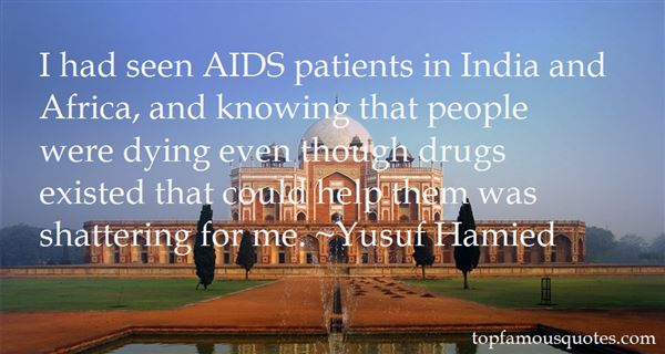 Quotes About Aids In Africa