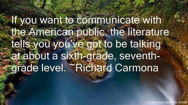Quotes About American Literature