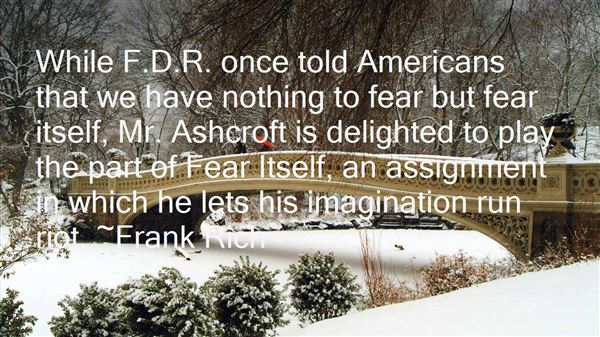 Quotes About Ashcroft