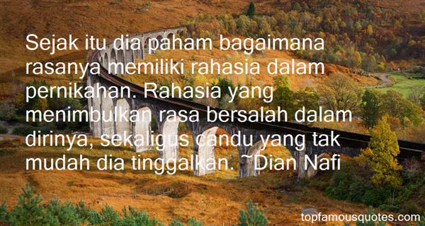 Quotes About Bersalah