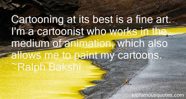 Quotes About Best Cartoons