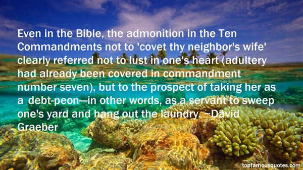 Quotes About Bible Commandments