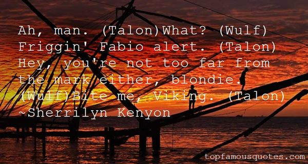 Quotes About Blond