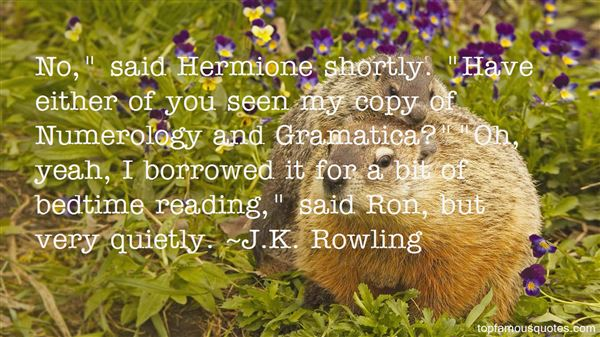 Quotes About Borrowed