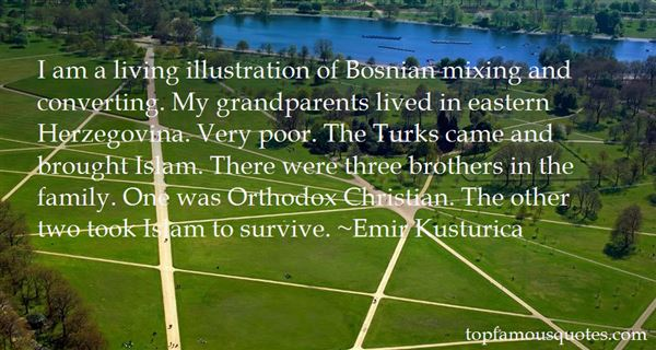 Quotes About Bosnia And Herzegovina