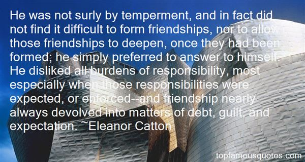 Quotes About Burdens Friendship