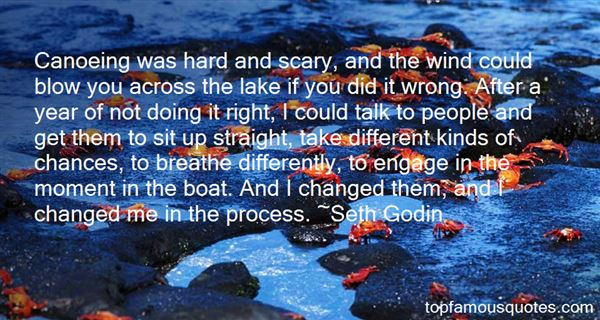 Quotes About Canoeing