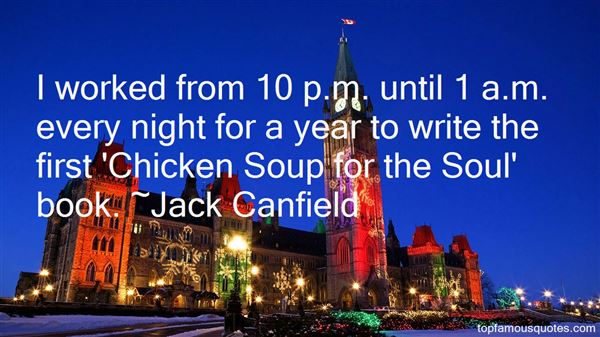 Quotes About Chicken Soup