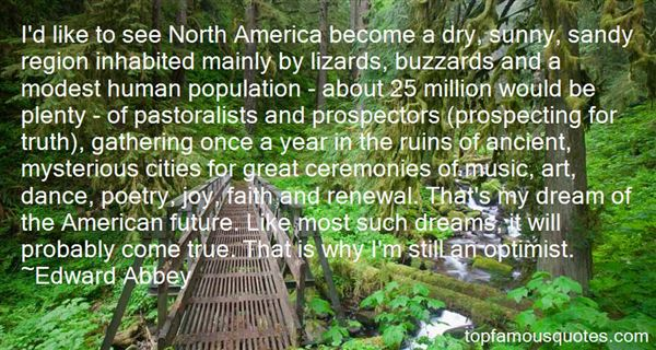 Quotes About Cities And Dreams