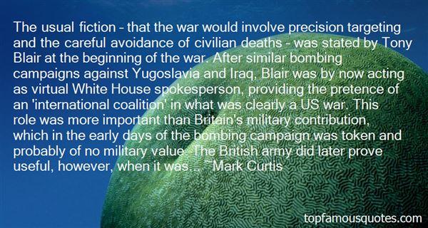 Quotes About Civilian Deaths