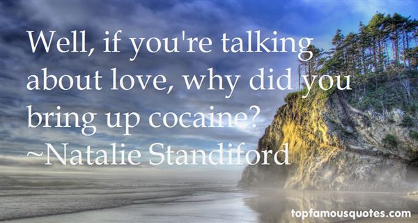 Quotes About Cocaine