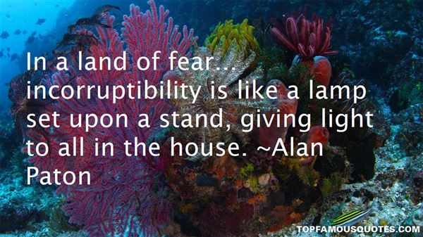 Quotes About Corruptibility