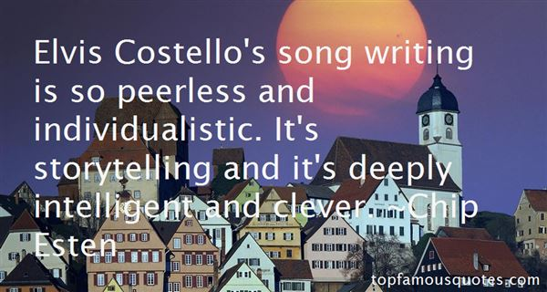 Quotes About Costello