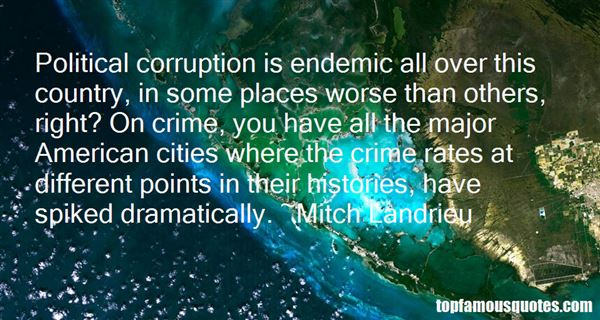 Quotes About Crime Rates