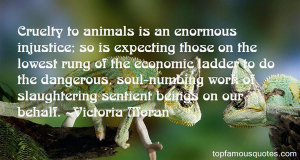 Quotes About Cruelty To Animals
