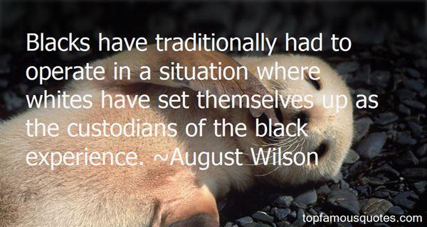 Quotes About Custodians