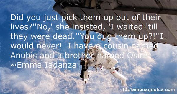 Quotes About Dead Brother