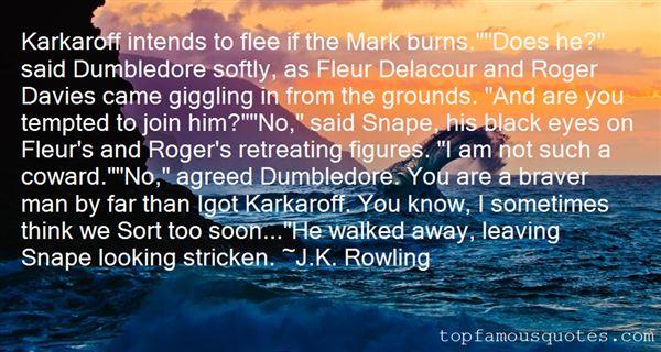 Quotes About Delacour