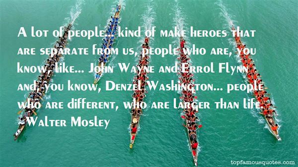 Quotes About Denzel