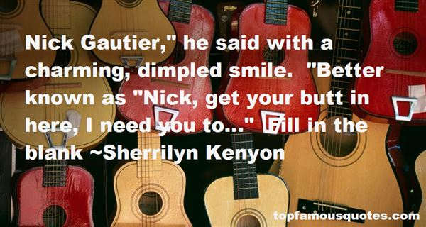 Quotes About Dimple