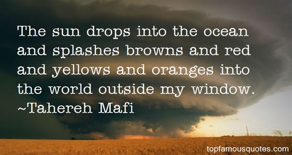 Quotes About Drop In The Ocean