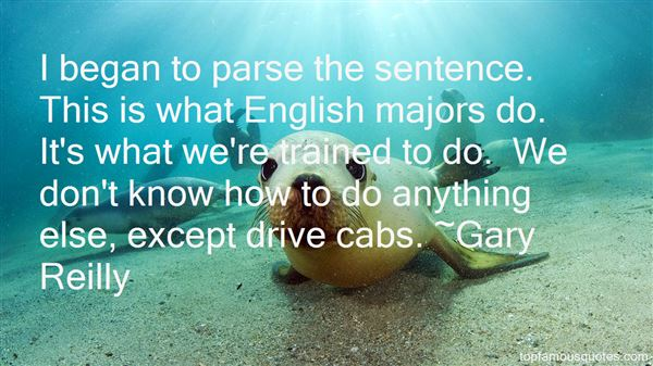 Quotes About English Majors