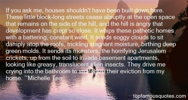 Quotes About Eviction