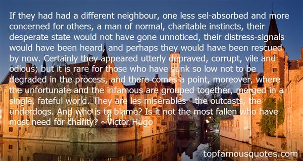 Quotes About Famous Outcasts