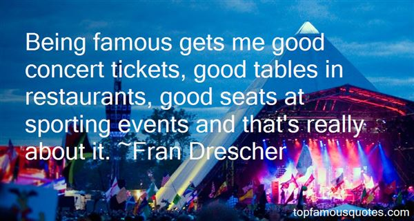 Quotes About Famous Tables