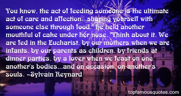 Quotes About Feeding Your Soul