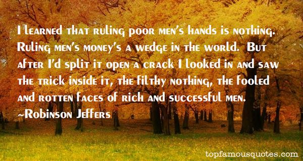 Quotes About Filthy Rich